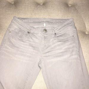 LOFT Jeans - Ann Taylor LOFT grey jeans